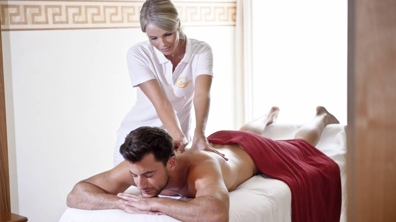 Massages and beauty treatments