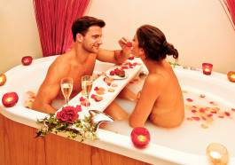 Luxusbad im Private SPA buchen