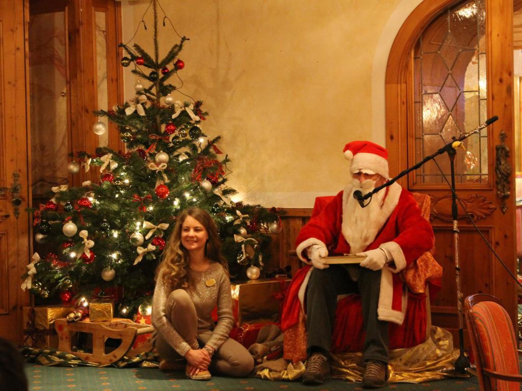 Urlaubsangebote Weihnachten 2019.Urlaubsangebote Weihnachten Neujahr 2019 20 Hotel La Ginabelle